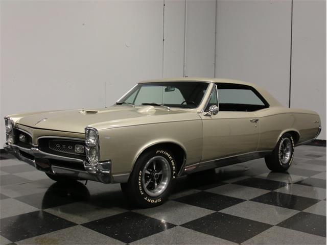 1967 Pontiac GTO | 715219