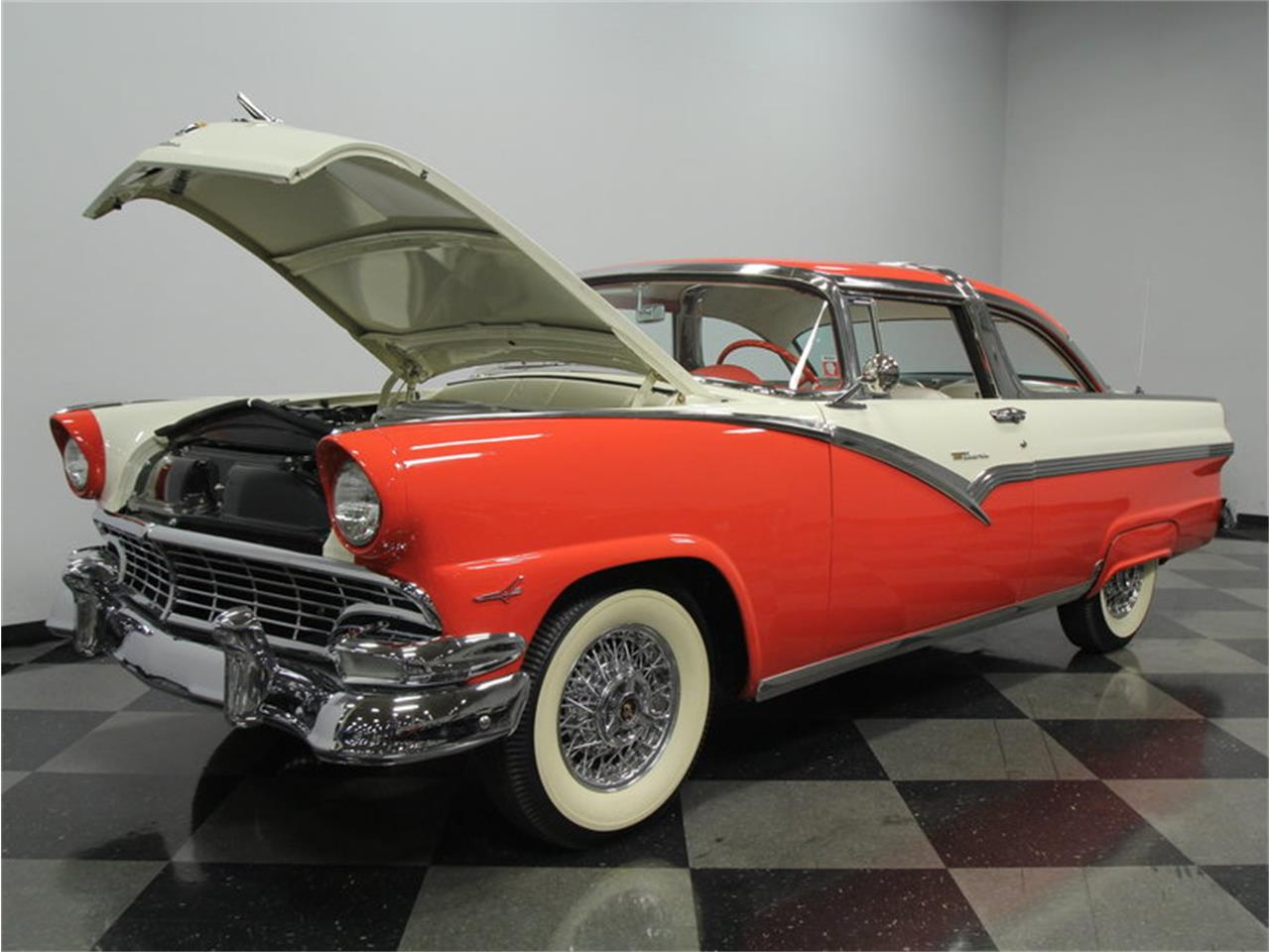 1956 ford crown victoria for sale classiccars com cc 715221