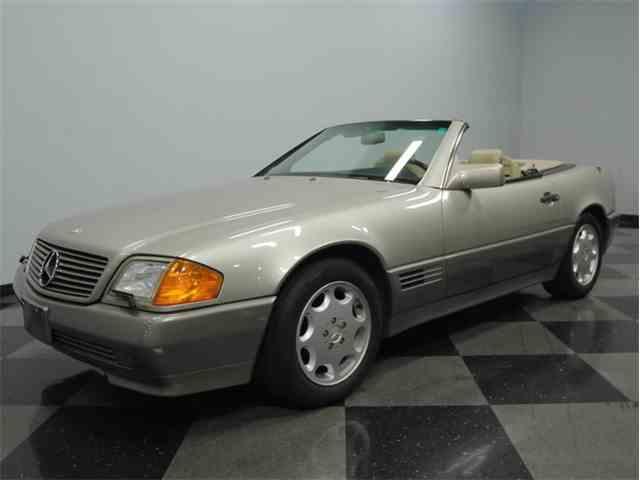 1994 Mercedes-Benz SL500 | 715260