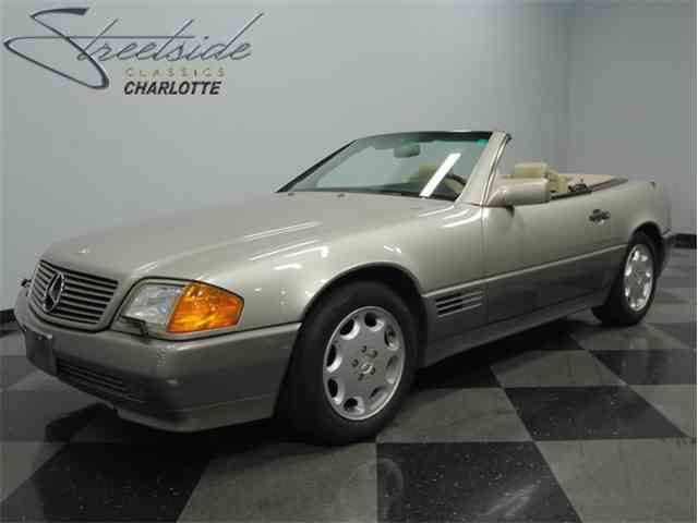 1994 Mercedes-Benz SL500   715260
