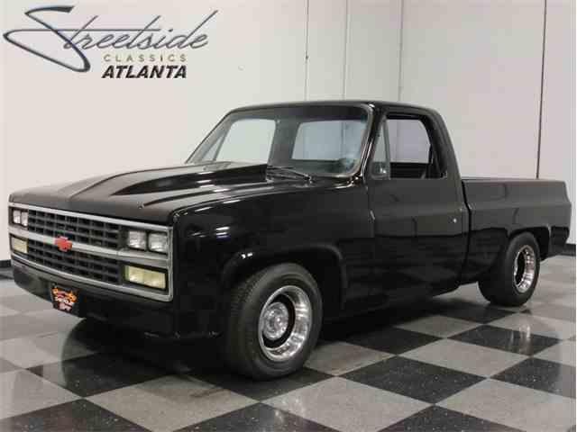 1987 Chevrolet C/K 10 | 715266