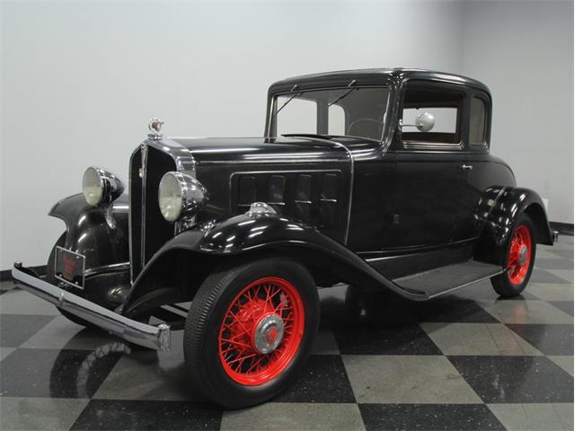 1932 Pontiac 5-Window  Model 402 | 715270