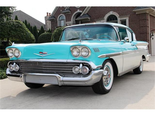 1958 Chevrolet Bel Air | 715280