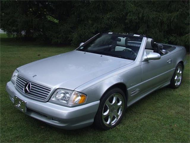 2002 Mercedes-Benz SL500 | 715293