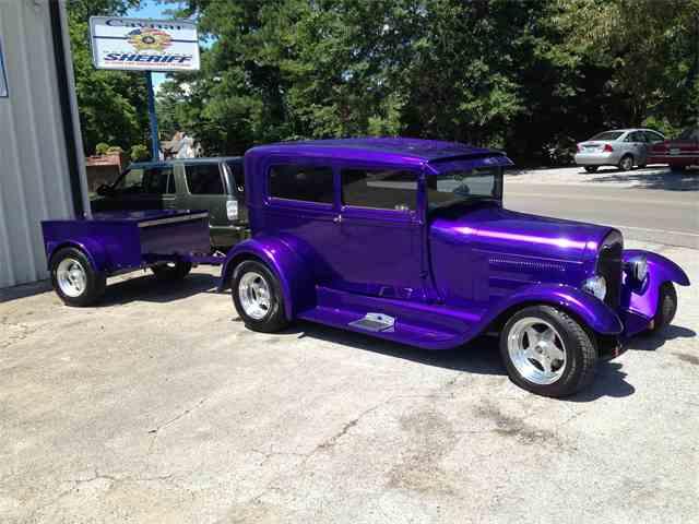 1929 Ford 2-Dr Sedan | 715297