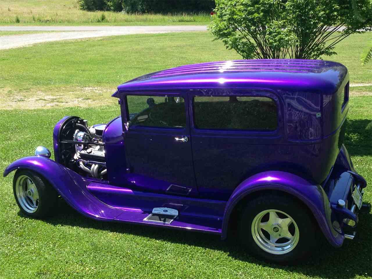 1929 Ford 2-Dr Sedan For Sale