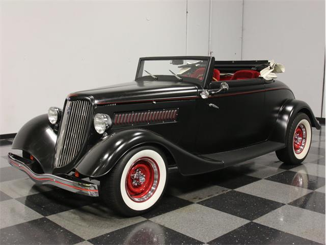 1934 Ford Roadster | 715317
