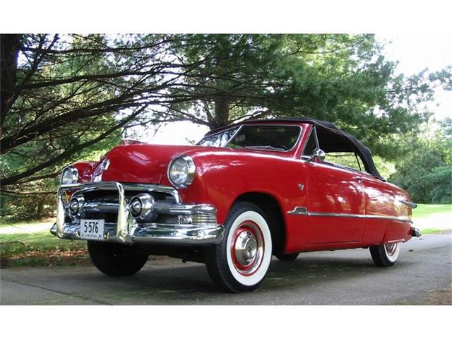 1951 Ford Convertible | 715333