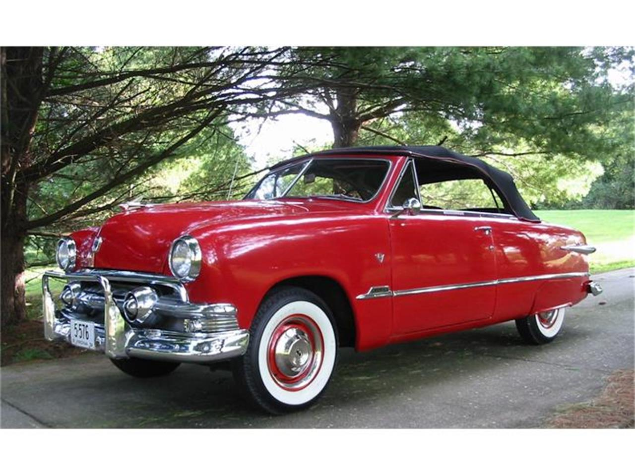 Cars For Sale In Wv: 1951 Ford Convertible For Sale