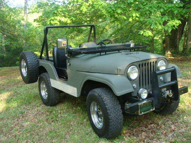 1964 Willys CJ5 | 715336