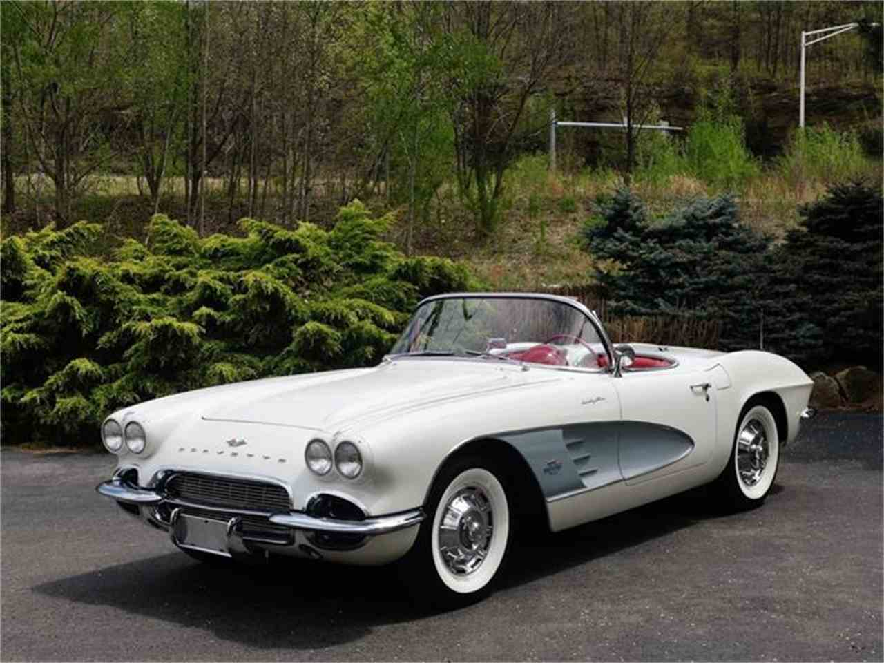 1961 Corvette For Sale >> 1961 Chevrolet Corvette for Sale | ClassicCars.com | CC-715340
