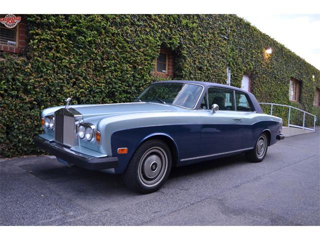 1973 Rolls-Royce Corniche | 715416