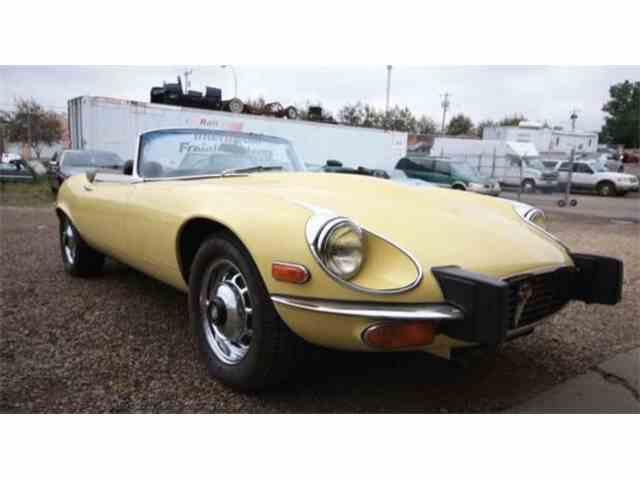 1974 Jaguar E-Type | 715421