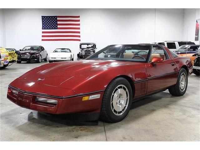 1986 Chevrolet Corvette | 715458