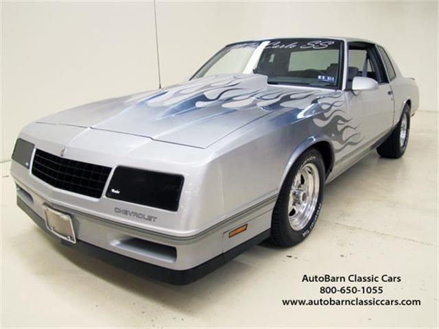 1987 Chevrolet Monte Carlo | 715494