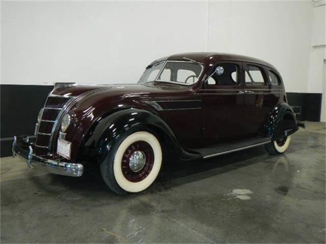 1935 Chrysler Airflow | 715562