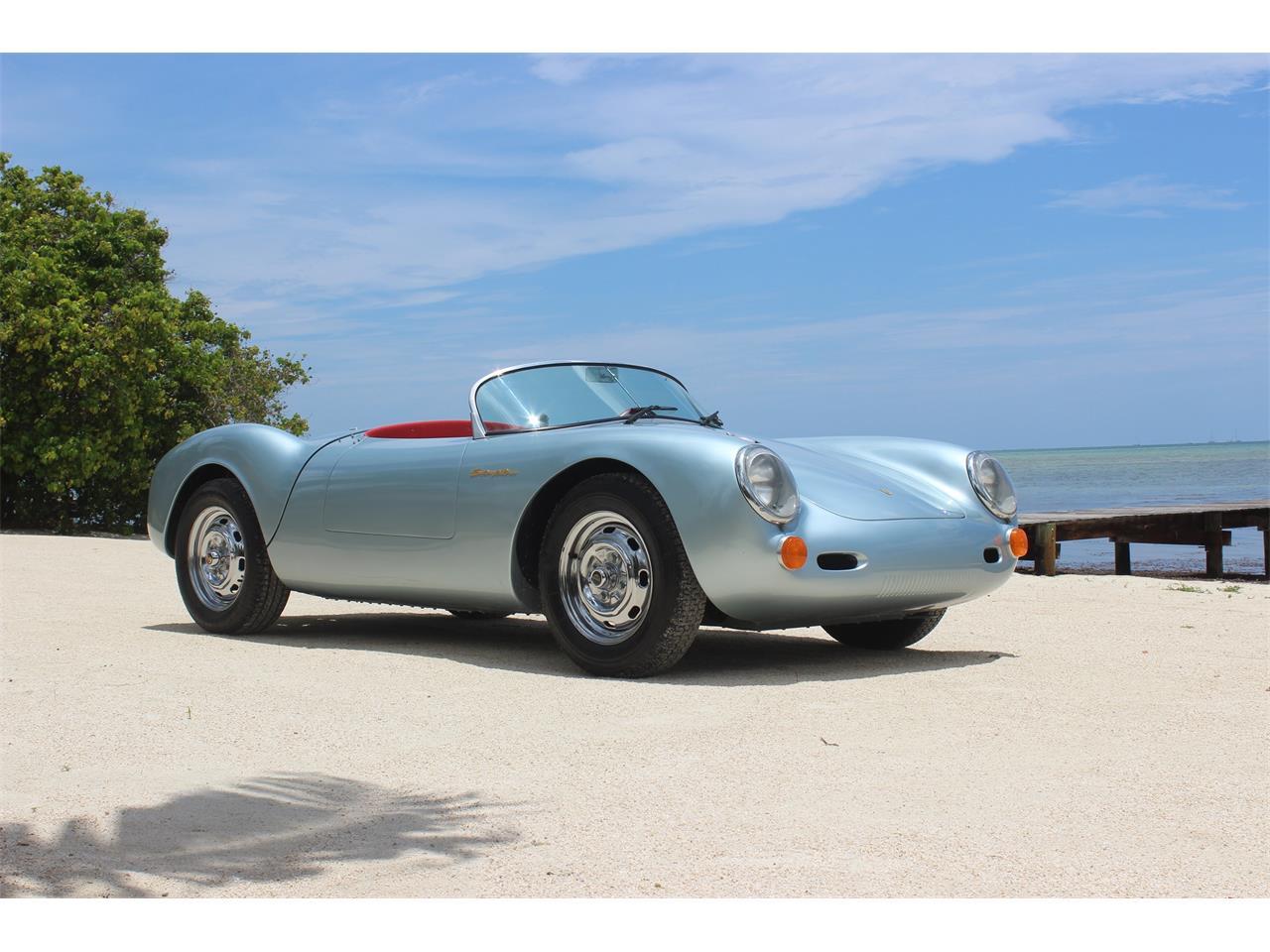1955 Porsche 550 Spyder Replica For Sale Classiccars Com Cc 715587