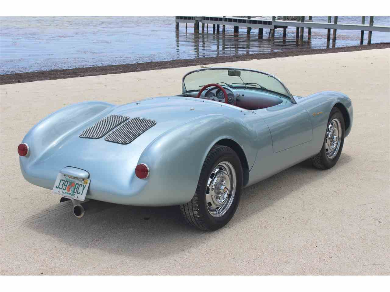 Large Picture of '55 550 Spyder Replica - FC5F