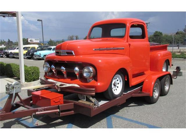 1951 Ford F1 Pickup | 715608