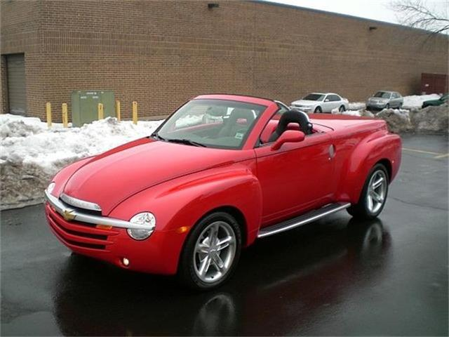 2003 Chevrolet SSR | 715613