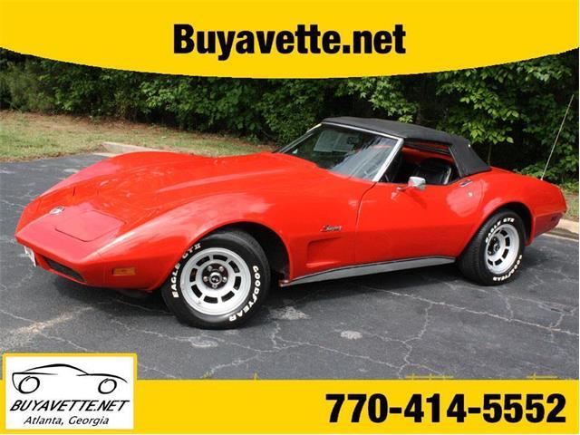 1974 Chevrolet Corvette | 715654