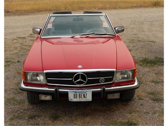 1980 Mercedes-Benz 280 | 715678