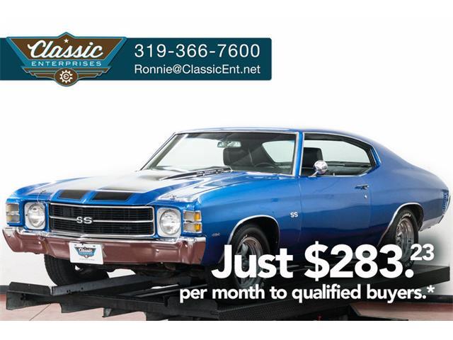1971 Chevrolet Chevelle Malibu | 715680