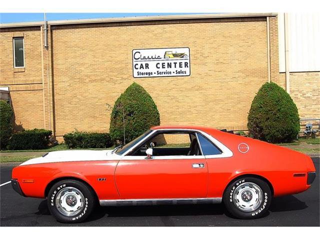 1970 AMC AMX | 715691