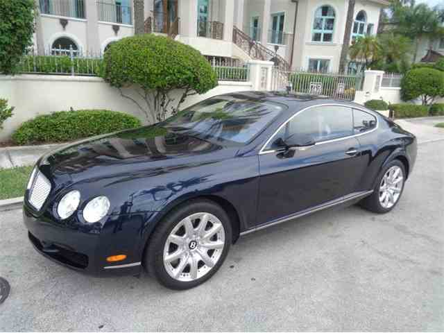 2005 Bentley Continental | 710577