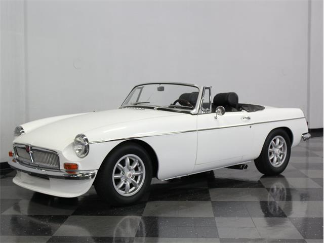 1963 MG MGB | 715798