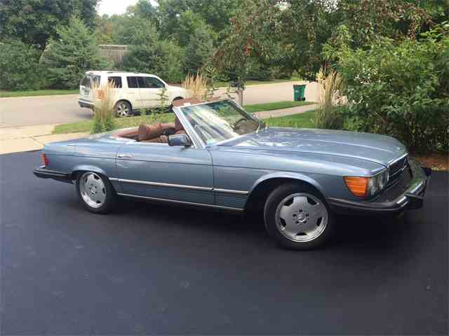 1979 Mercedes-Benz 450SL | 715808