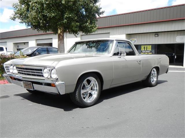 1967 Chevrolet El Camino SS | 715825