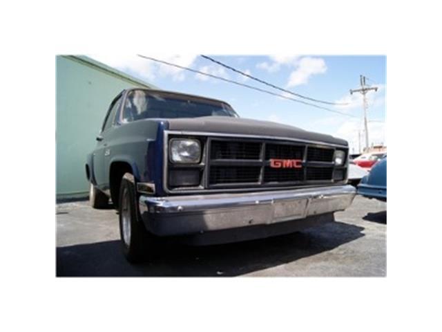 1983 GMC Pickup | 710583