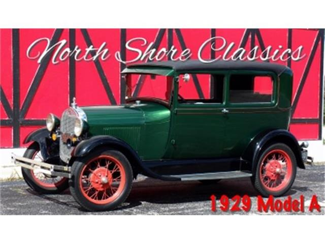 1929 Ford Model A | 715860