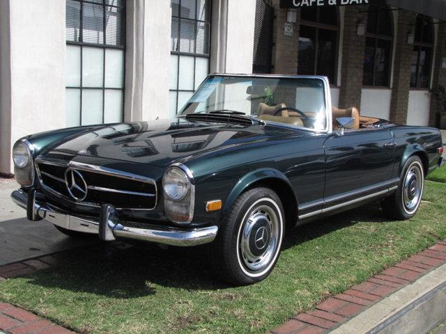 1969 Mercedes-Benz 280SL | 715903