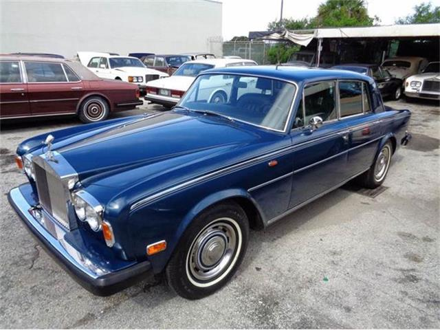 1975 Rolls-Royce Silver Shadow | 715925