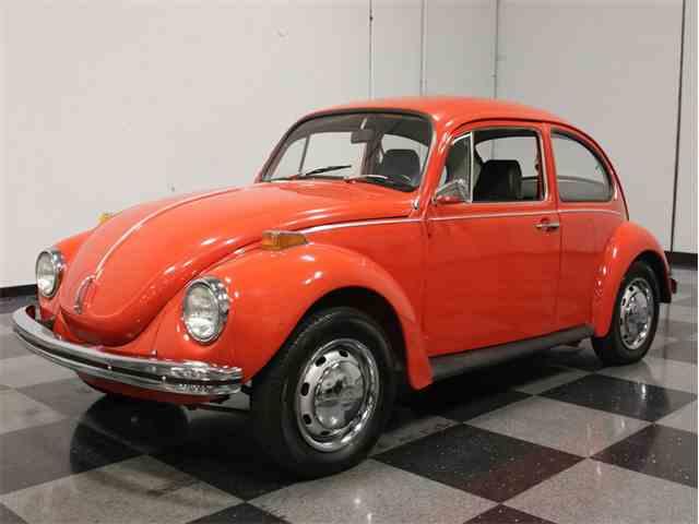1972 Volkswagen Super Beetle | 715933