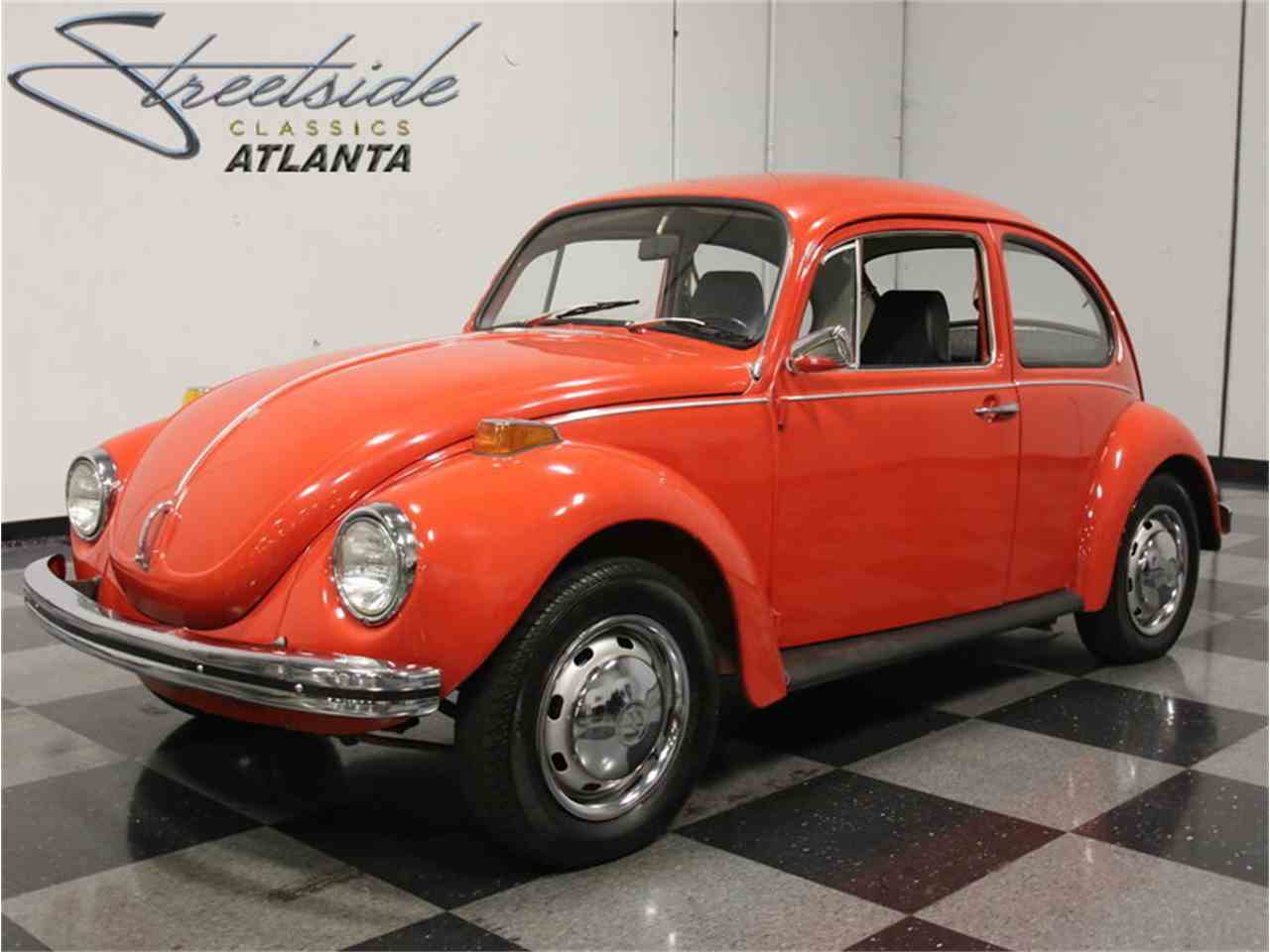 1972 volkswagen super beetle for sale cc 715933. Black Bedroom Furniture Sets. Home Design Ideas