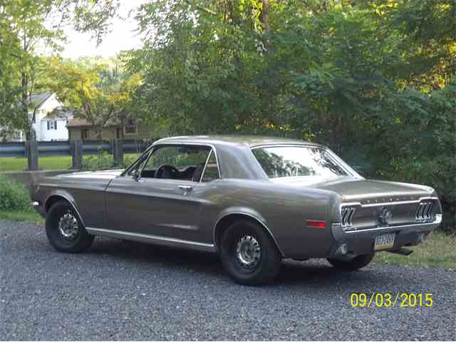 1968 Ford Mustang | 715973