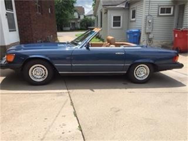 1985 Mercedes-Benz 380SL | 715984