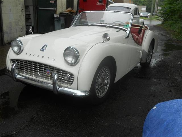 1962 Triumph TR3A | 716052