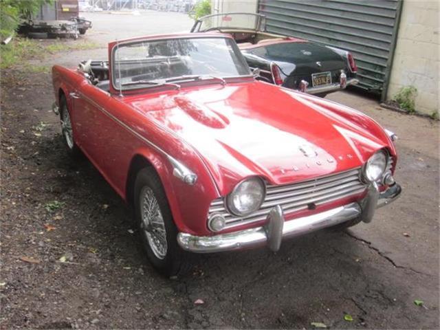 1966 Triumph TR4A | 716054