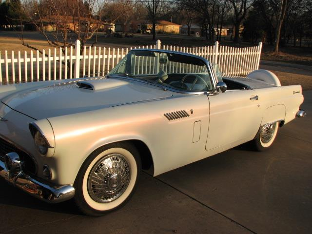 1956 Ford Thunderbird | 716057