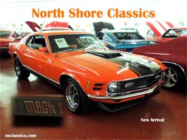 1970 Ford Mustang | 716114