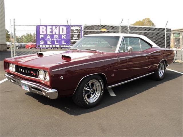 1968 Dodge Coronet 440 2D Hardtop | 716118