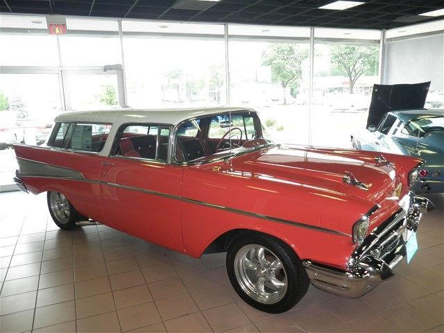 1957 Chevrolet Nomad | 716315