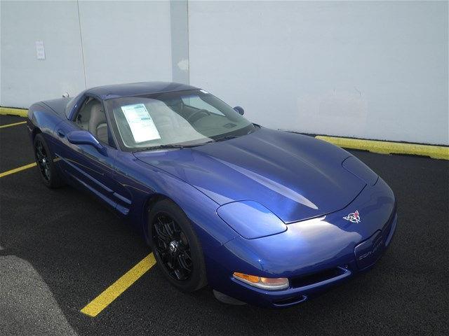 2004 Chevrolet Corvette | 716417