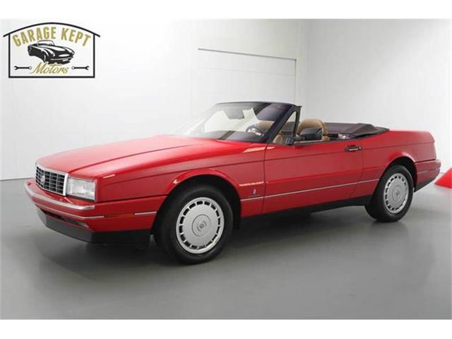 1989 Cadillac Allante | 716452