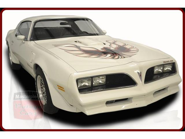 1977 Pontiac Firebird Trans Am | 710652