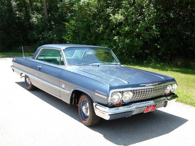1963 Chevrolet Impala SS | 710660